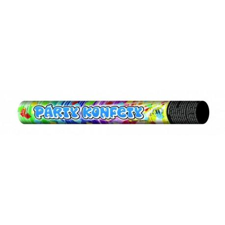 Párty konfety 40cm / konfety