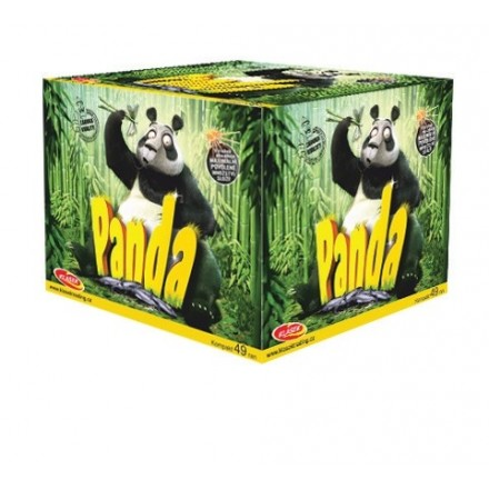 Panda 49 rán / Malé kompakty