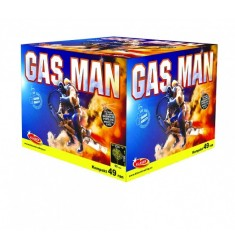Gas Man 49 rán / Malé ohňostroje