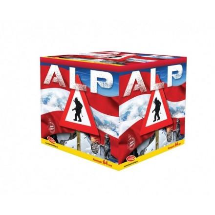 Alp 64 rán / ohňostroj