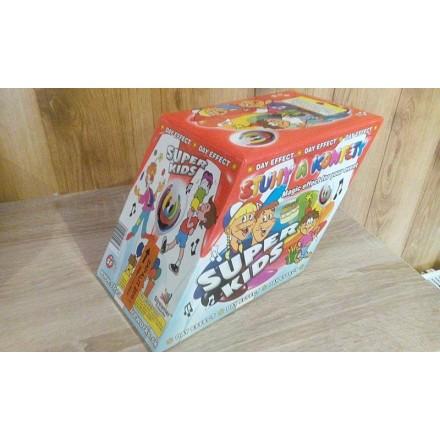 Konfetový kompakt SUPER KIDS
