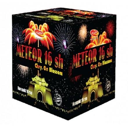 Meteor 16 rán / Malé ohňostroje