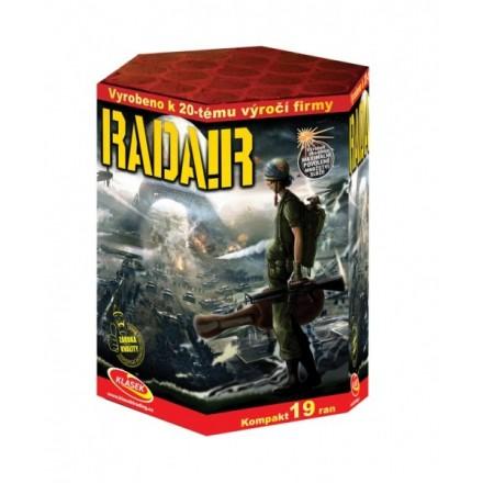 Radar 19 rán / ohňostroje