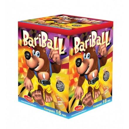 Bariball 16 rán | Malé ohňostroje