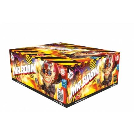 Mr.Boom 130 rán / Kompakty ohňostrojové