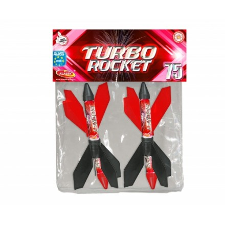 Turbo Rocket 75  4ks