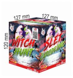 Slet čarodejnic 25r 20mm