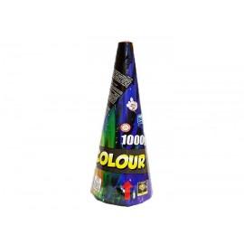 Vulkán farebný 1000g 1ks