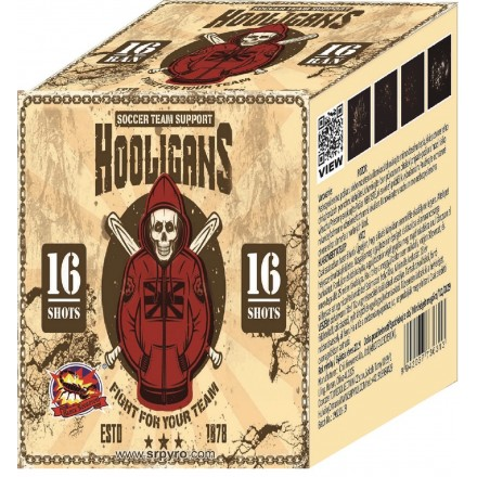 Hooligans 16r 20mm