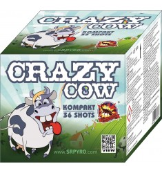 Crazy cow 36r 25mm