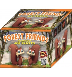 Forest friends 49r 25mm