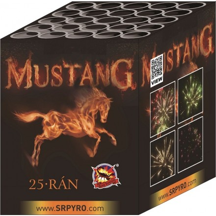 Mustang 25r 30mm