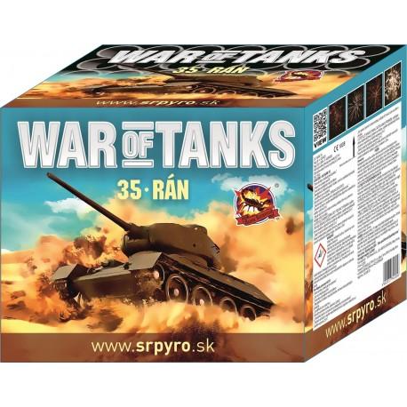 War of tanks 35r 36mm