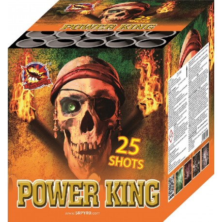 Power king 25r 50mm