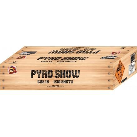 PYROSHOW 290r