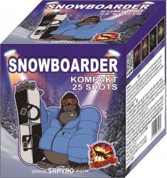 Snowboarder 25r 20mm