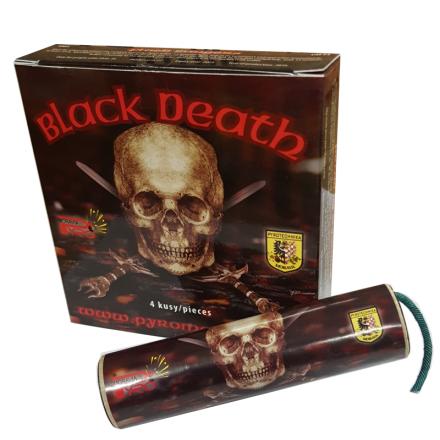 Petarda Black death 4ks