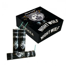 Záblesková petarda Night wolf 10ks