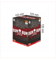 Dumbum 16 ran 20mm 1ks