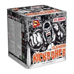 Kickboxer 25 rán 1ks