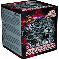 Decibell 25 rán 20mm