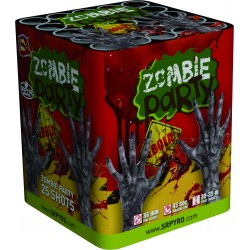 Zombie party 25r 36mm