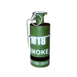 Smoke M18 black 1ks