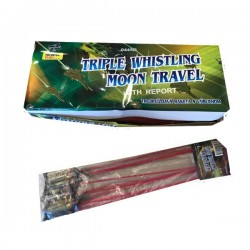 Triple Whistling Moon travel 12ks