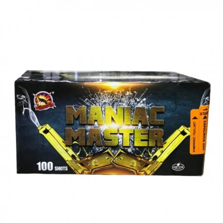 Maniac master 100 rán 20mm