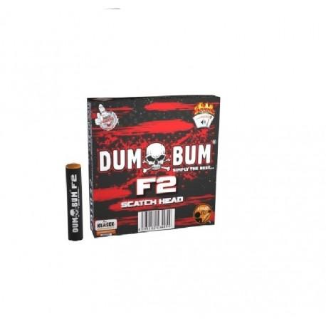 Dumbum F2 scatch head 20ks