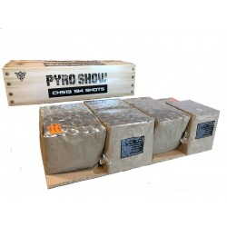 PYROSHOW 194 rán 20-25-30mm