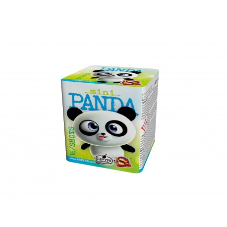 Ohňostroj Mini panda 16r 20mm