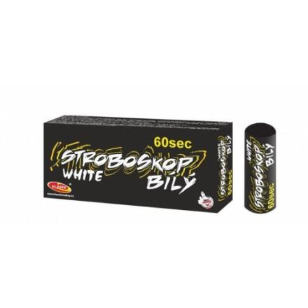 Stroboskop biely 60sek  6ks