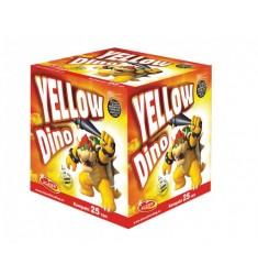 Yellow Dino 25 rán / Malé ohňostroj