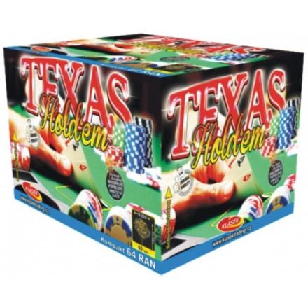 Texas Holdem 64 rán / ohňostroj
