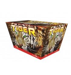 Tiger 64 rán šikmý / ohňostroj