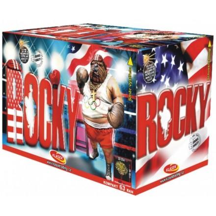 Rocky 63 rán / ohňostroj