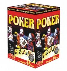 Poker 16 rán / Malé ohňostroje